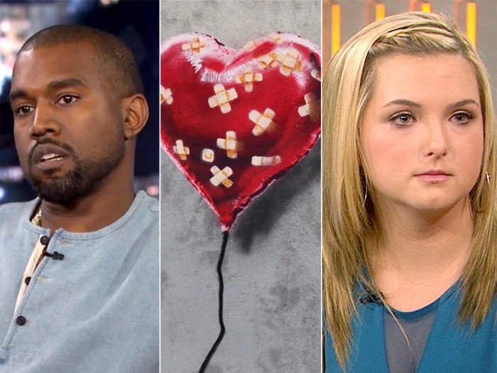 "TODAY Highlights: Kidnapping victim Hannah Anderson talks about her ordeal; Banksy sets his artistic sights on New York; Rapper Kanye West got vocal on ""Jimmy Kimmel."""