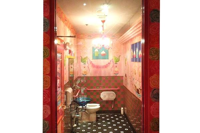 varsity theater bathroom.  Best public restrooms Where to go when you re on the TODAY com