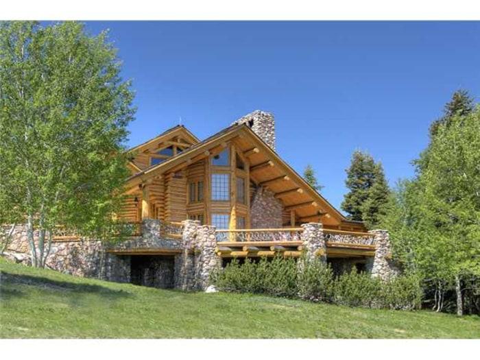 Mitt Romney Buys Utah Log Home Nba 39 S Garnett Lists His