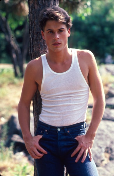 Actor Rob Lowe.  (Photo by David Mcgough/DMI/Time Life Pictures/Getty Images)