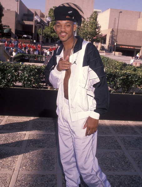 PASADENA,CA - SEPTEMBER 15:   Actor Will Smith attends the 42nd Annual Primetime Emmy Awards Rehearsals on September 15, 1990 at the Pasadena Civic Au...
