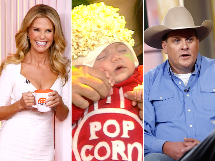 What you missed TODAY: Christie Brinkley's almost 60, baby Halloween costumes are the best and the N.M. youth ranch owner responds to abuse allegations.