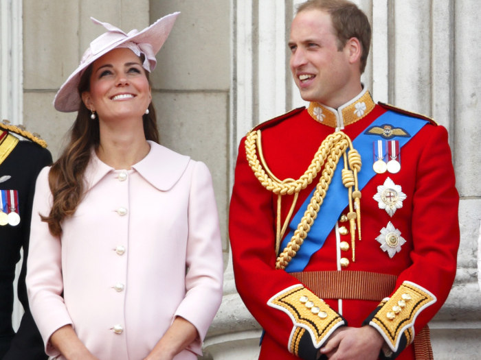 Duchess Kate and Prince William