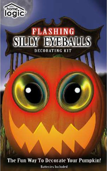 Pumpkin eyeballs