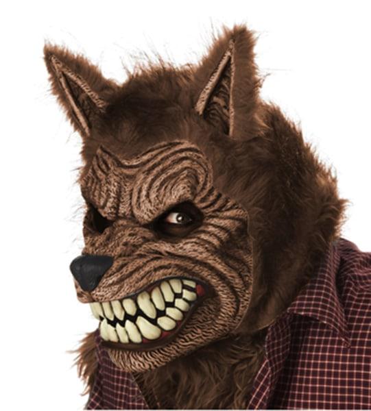 Ani-motion masks- Spirit Halloween