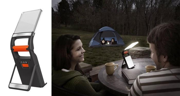 Energizer folding lantern - courtesy of Energizer