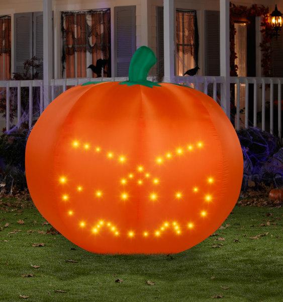 Tech or treat halloween gadgets for Home depot halloween decorations 2013