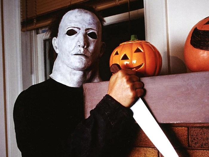 HALLOWEEN, Nick Castle as Mike Myers, 1978.  © Compass International Pictures/ Courtesy: Everett Collection
