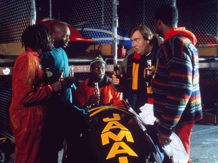 The 1993 film 'Cool Runnings.'