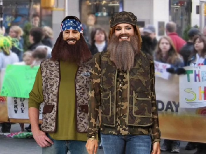 Image: Duck Dynasty costumes