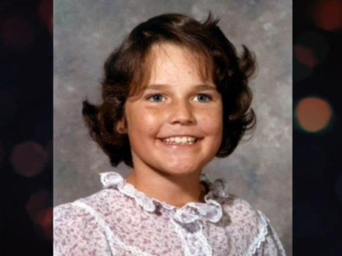 Image: Savannah Guthrie as a child