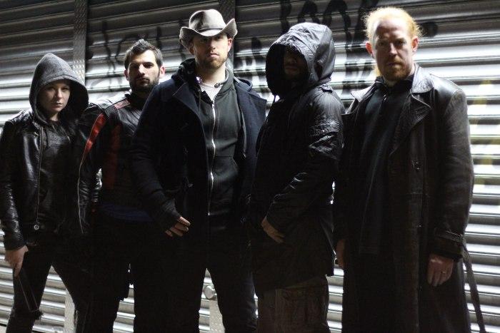 Members of Pollak's 'New York initiative.'