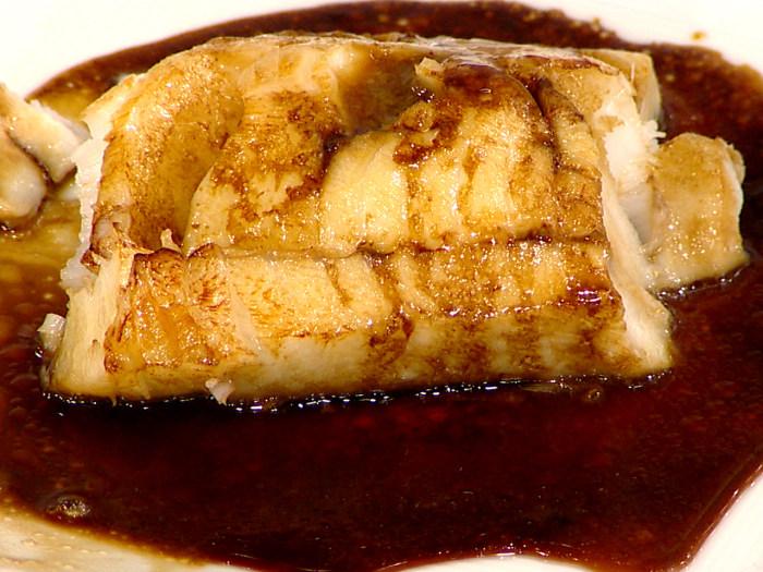 Hoda's fish dish
