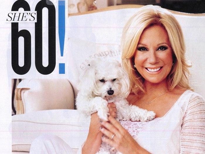 Kathie Lee in People magazing