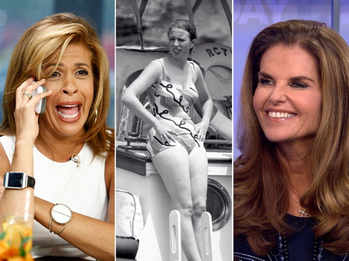 Hoda shares her digits, photographer releases royal photos, Shriver reports on Alzheimer's and its high emotional cost.