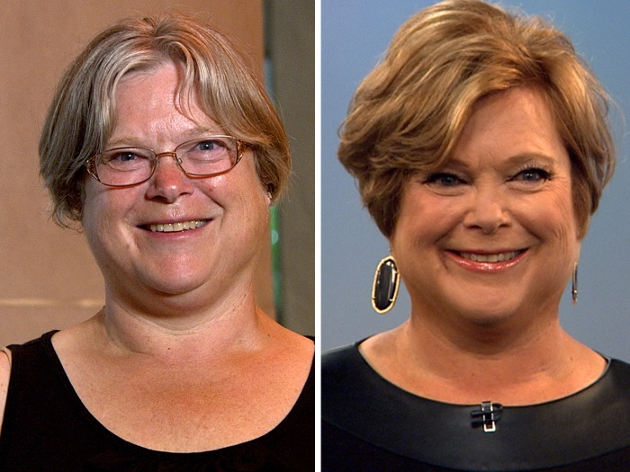 Caveman Makeover On Today Show : Ambush makeover from mom to supermodel today