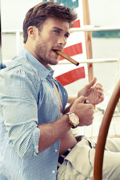 Image: Scott Eastwood