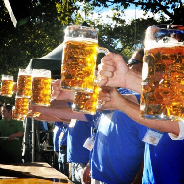 German Boot Drinking Game