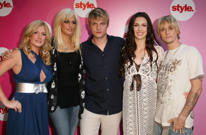 Nick Carter My Family Blamed Me For My Sister S Death
