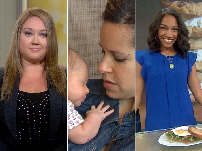 Shellie Zimmerman speaks out, Jenna Wolfe breast-feeds in public and Stephanie Smith makes her boyfriend sandwiches – for a ring.