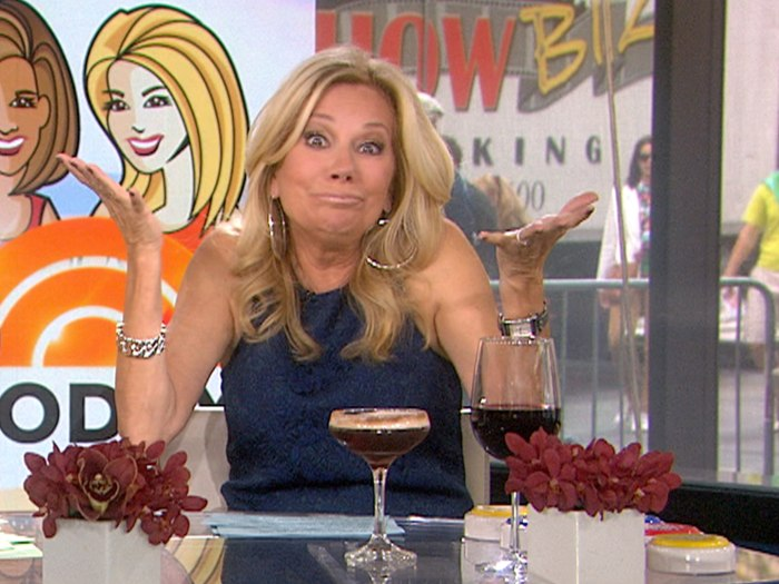 Kathie Lee admitted her snacking secret.