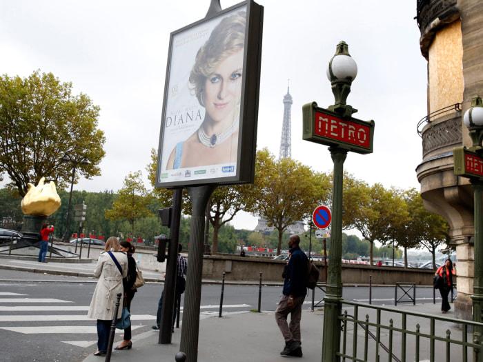 """Image: """"Diana"""" movie poster"""