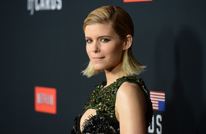 hairstyles that look good on everyone: spring hair for Kate Mara