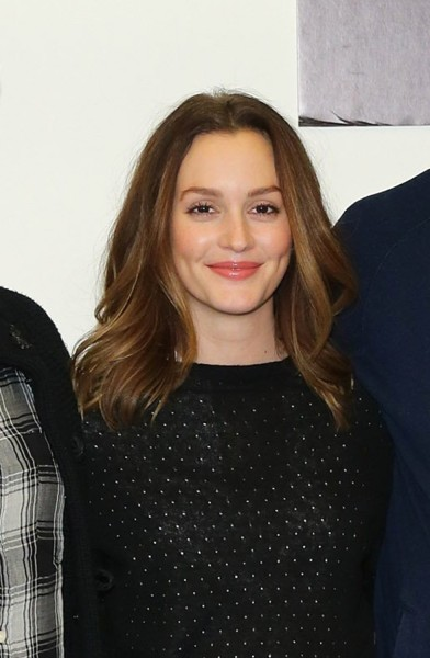 hairstyles that look good on everyone: spring hair for Leighton Meester