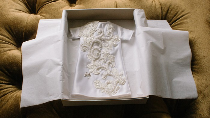 Somebody Cares Donated Wedding Dresses Become Angel Gowns For