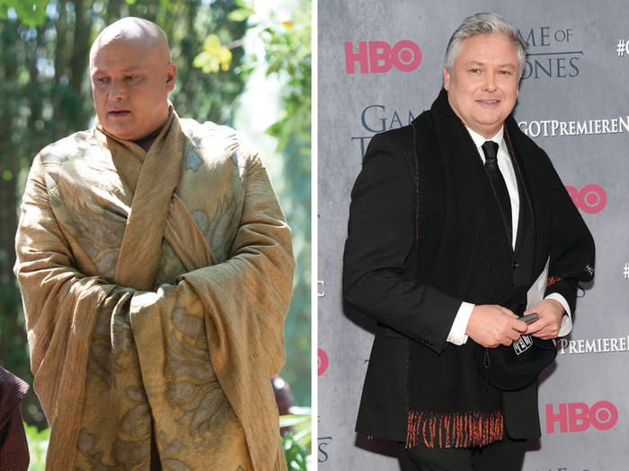 Image: Conleth Hill as Lord Varys