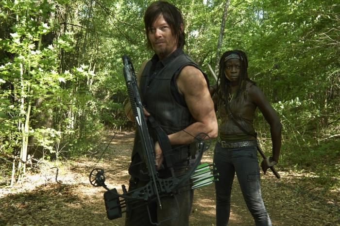 "Norman Reedus on ""The Walking Dead"""
