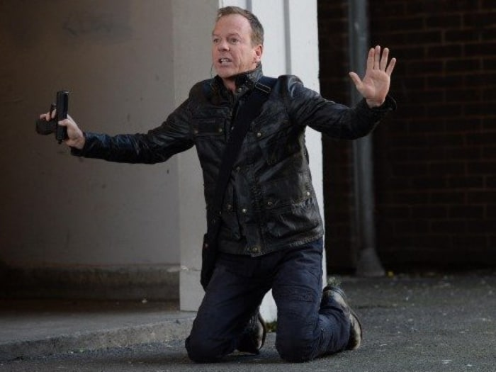 "Kiefer Sutherland reprises Jack Bauer in ""24: Live Another Day,"" which premieres on May 5 on Fox."