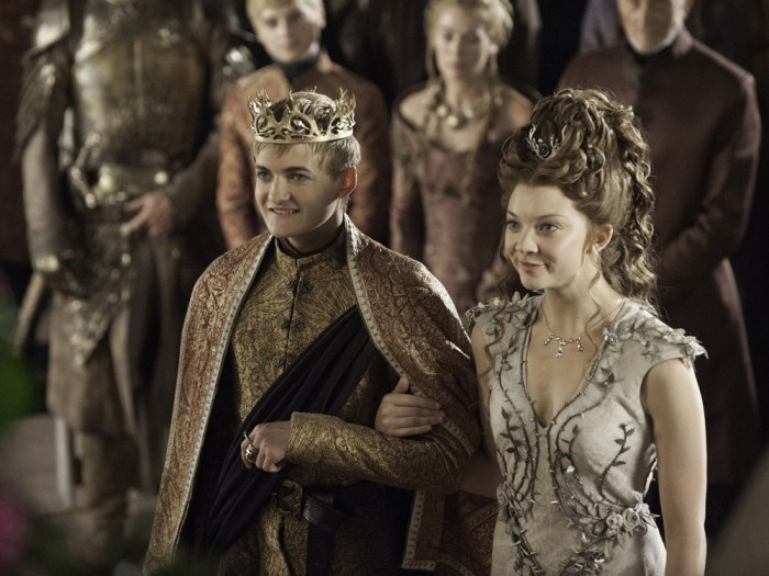 Image: Joffrey and Margaery