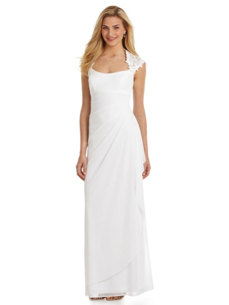 cheap wedding dresses: affordable bridal gowns