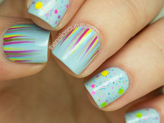 Easter nail art designs to DIY: