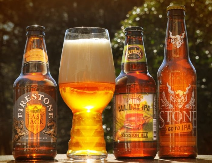 Session IPAs are perfect for warm-weather drinking