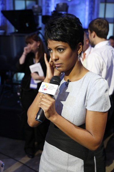 NBC NEWS-EVENTS -- Education Nation: New York Summit, Day 1 -- Pictured: Tamron Hall -- (Photo by: Heidi Gutman/NBC)