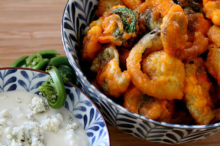 great ways to cook with fiddleheads this spring - TODAY.com