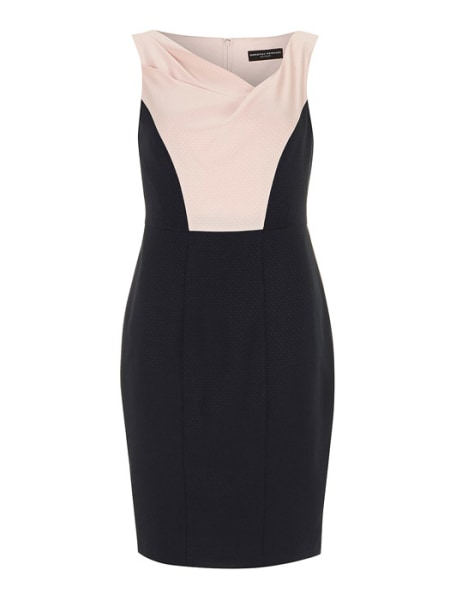 Dorothy Perkins cowl neck dress