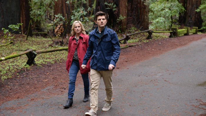 """Leslie (Amy Poehler) and Ben (Adam Scott) in the""""Parks and Recreation"""" season finale."""