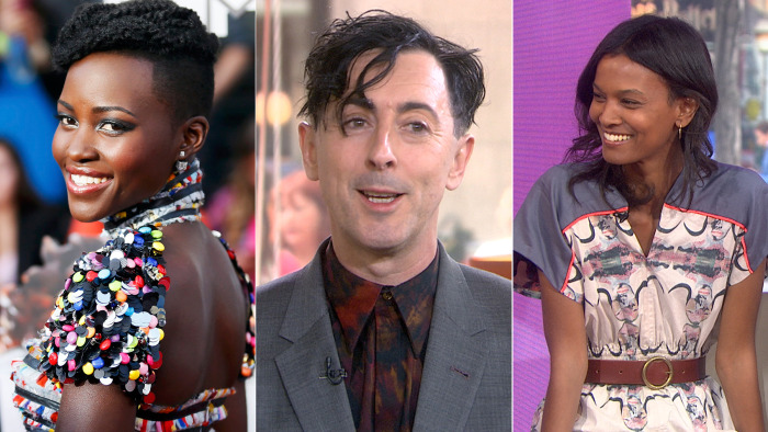 Lupita Nyong'o is People's Most Beautiful, Alan Cumming is back on Broadway and Liya Kebede is using fashion for good.