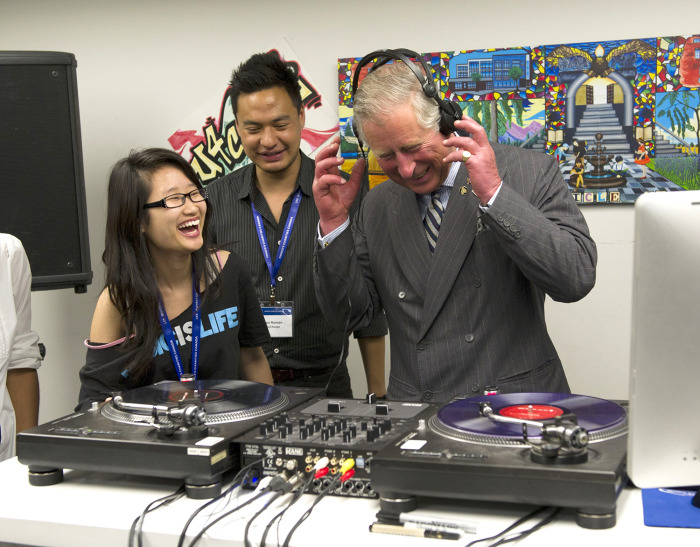 The Prince of Wales, President, visited Yonge Street Mission and UforChange to see the work the Prince's Charities Canada are doing to improve th...
