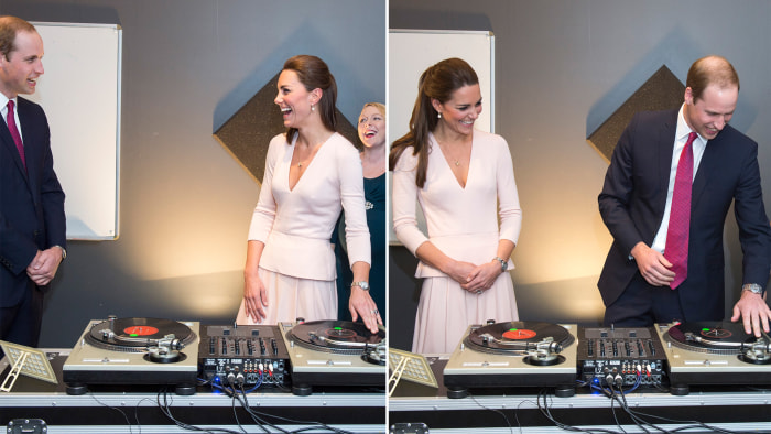 Duchess and Prince in Australia