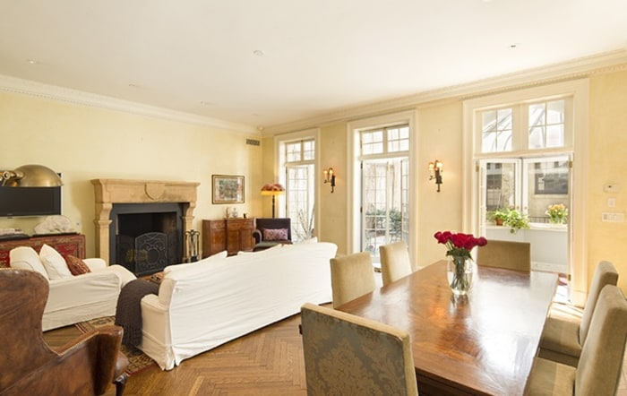 Spike Lee's three-story Manhattan town house is listed for $28.5 million.