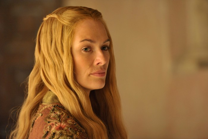 "Image: Cersei on ""Game of Thrones"""