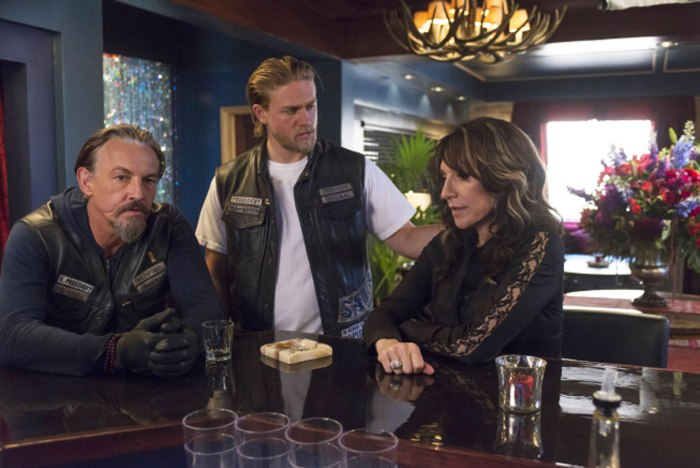 "Image: Gemma on ""Sons of Anarchy"""