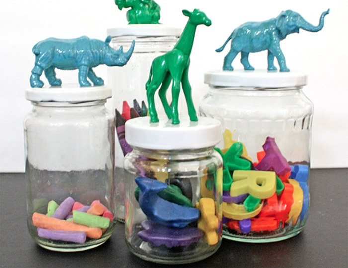 Hide The Mess With Style: 9 Creative D I Y Toy Storage Solutions   TODAY.com