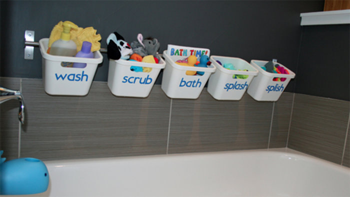 Hide The Mess With Style: 9 Creative D I Y Toy Storage Solutions ... Part 55