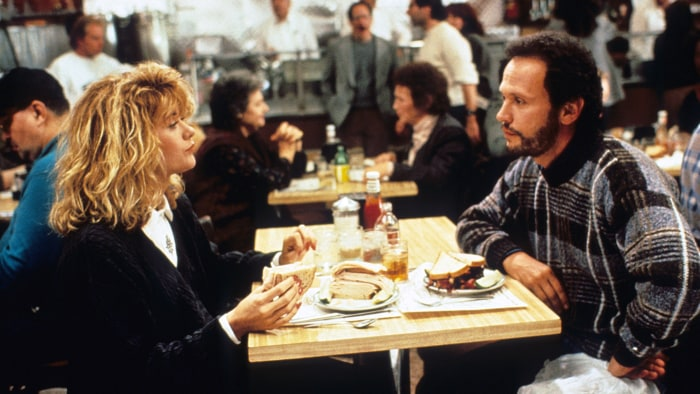 Image: Meg Ryan, Billy Crystal
