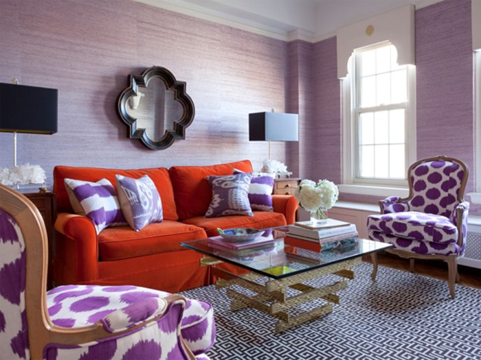 Stripes Chevron How To Mix Patterns In Decor